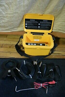 Dynatel 3M Transmitter ModeI 2273 ONLY     NO LOCATOR WAND INCLUDED