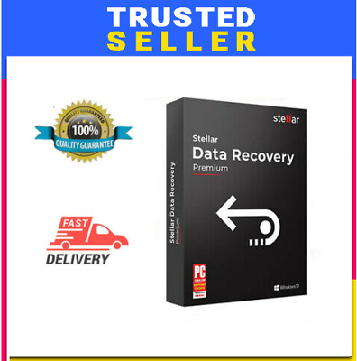 Stellar Data Recovery 9 Full Version 2020 Lifetime License Key Fast Support