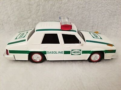 1993 Hess Patrol Car With Lights And Sounds
