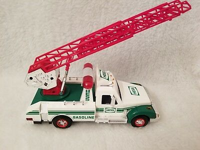1994 Hess Rescue Truck With Lights And Sounds