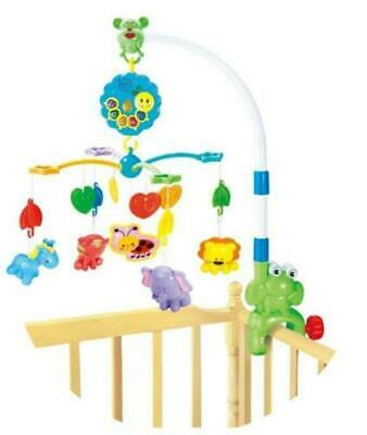 Baby Musical Mobile Animal Toys Cot Bed Snuzpod Chicco