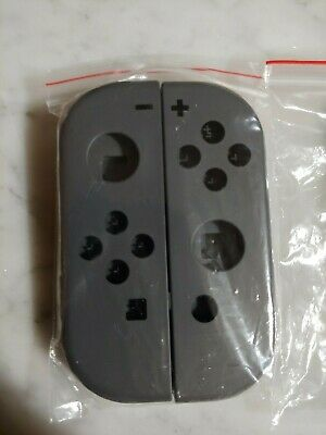 OEM Nintendo Switch Joy-con shell -clean- used GREY Pair