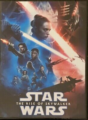 Star Wars: The Rise of Skywalker DVD (Brand New, 2020, Free Shipping)