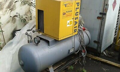 industrialplus air hpc air screw compressor vrey good workng condition