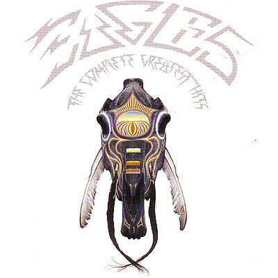 The Eagles - Complete Greatest Hits: 2 Discs - Gate-fold Card Cover and booklet