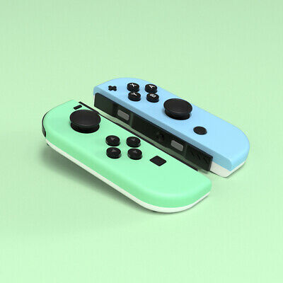 Animal Crossing For Nintendo Switch Joy-con Controller Shell Replacement Case
