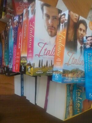 10 Mills and Boon Books: BRAND NEW     3 For One Series all different