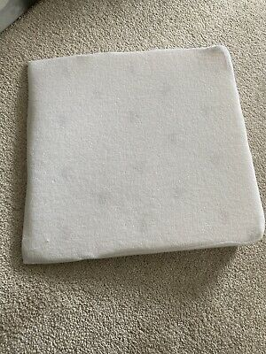 Womar Baby Sleep Pillow Safety Anti Reflux Colic Congestion Wedge Foam Flat