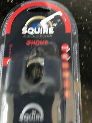 Squire Stronglock Padlock 50mm CS (39-CS-KD)fast Free  P&P