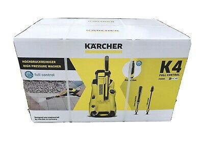 Karcher K4 Full Control Pressure Washer Brand New 1800 W
