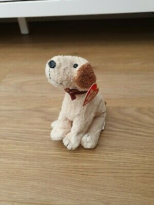 Ty Beanie Baby. Rufus The Dog With Tag