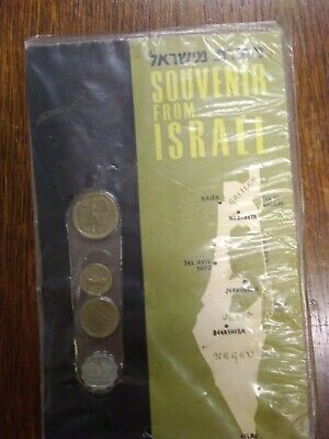 A9 Isreal Money not my area.  No idea of the value. original packaging 1 5 10 25