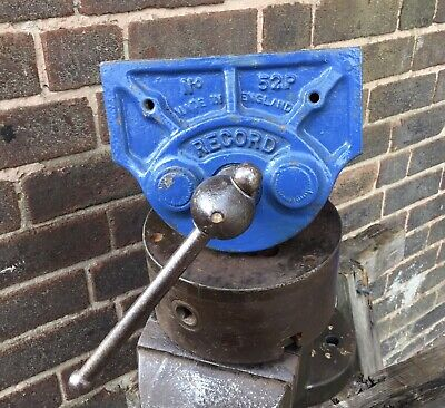 Record 52P Woodworkers/Carpenters Vice