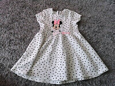 Girls Dress Age 12-18 Months Disney Minnie Mouse 5 Summer Outfits