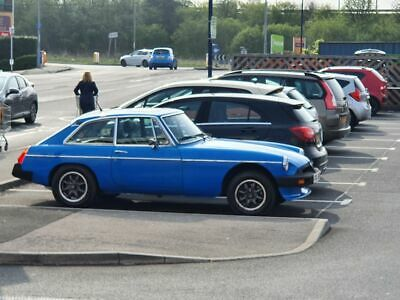 1980 MGB GT 1.8. Fuel injection conversion