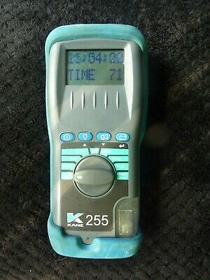 Kane 255 Flue Gas Analyser, WITH PROTECTIVE DROP CASE & PROBE