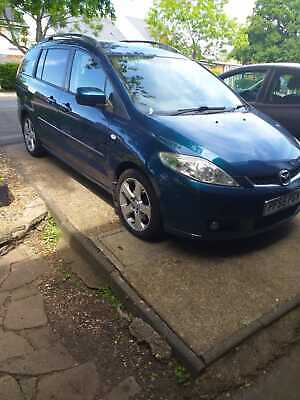 Mazda 5 mpv 7 seater must look!!! Low miles ( not zafira galaxy vw Ford vauxhall