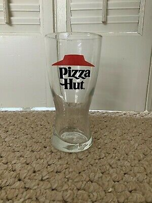 "Vintage ""Pizza Hut"" Drinking Glass"