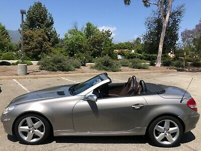 2005 Mercedes-Benz SLK-Class Luxury TOPLESS GORGEOUS SUPERB BEAUTY WESTERN/SOUTHERN CALIFORNIA GARAGE KEPT LO MI.