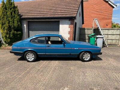 Ford Capri 2.8i injection special mild project