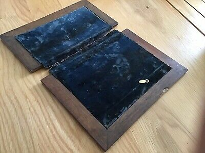 Antique Writing Slope Boards