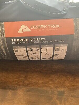 Ozark Trail Shower Utility Tent  outdoor equipment NEW