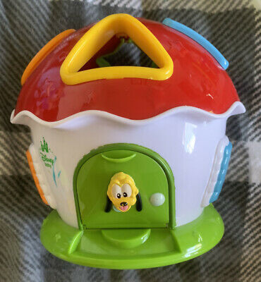 Disney Baby  Shape Sorter Unisex Great Early Toy! Excellent Condition