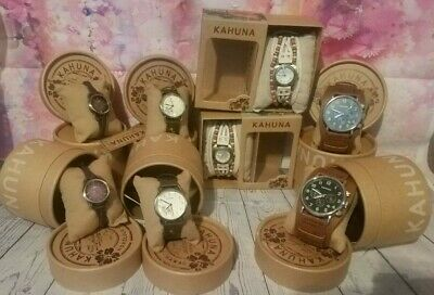 JOB LOT of 8 Watches Men's/ Guys Ladies Girls KAHUNA Bulk-Buy Gifts Bundle KML-8