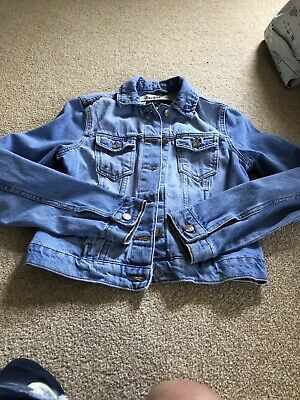 New Look 915 Girls Denim Jacket Age 12-13