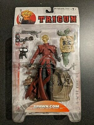 Trigun Vash The Stampede Action Figure By Mcfarlane Toys