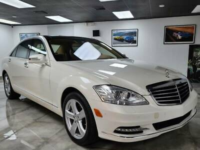 2013 Mercedes-Benz S-Class S550 4MATIC WOW!! LOADED!! CLEAN HIST!! MERCEDES S550 4MATIC!! NAV!! PANO RF!! CALL NOW!!