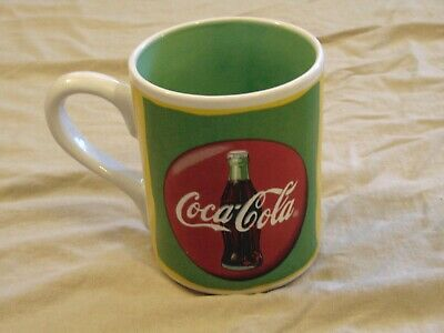 Coca Cola Coffee Mug By Gibson, 1997