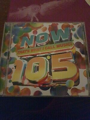 Now Thats What I Call Music 105 Mint Condition
