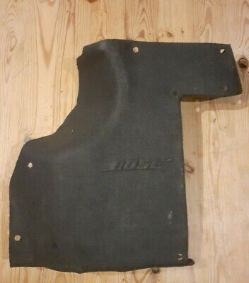 Alfa 147 Bose Amp Boot Carpet Cover incl clips.
