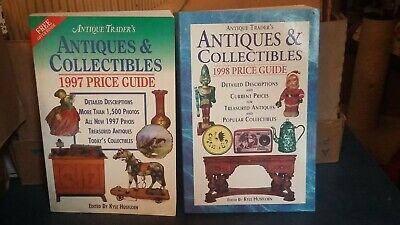 Antique Trader's Antiques & Collectibles 1997 1998 Price Guide