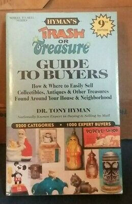 Hyman's Trash Or Treasure Guide To Buyers 9Th Edition