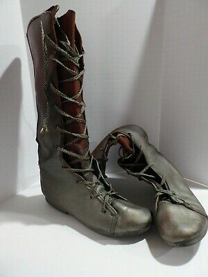 Xena Warrior Princess Screen used prop boots