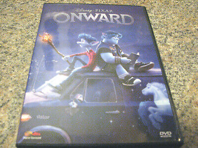 Onward  (Dvd 2020) Disney Pixar New Release~In Stock And Ready To Ship