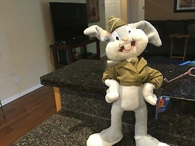 Looney Tunes Bugs Bunny WB. Great condition