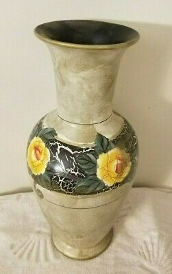 Antique Vase Hand Painted & Truly Beautiful Design