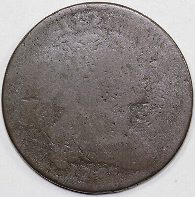 1798 1c Draped Bust Large Cent