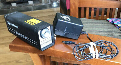 Good UNIPHASE HELIUM NEON GAS LASER 1508-0 NOVETTE 12VDC .7A