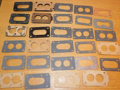 VINTAGE joint CARBURATEUR ZENITH Dichtung GASKET Seal CARBURATOR renault citroen