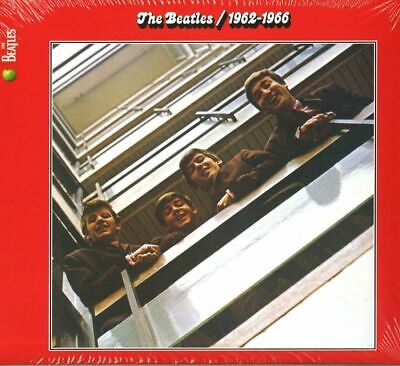 BEATLES THE - 1962 1966 (remastered)