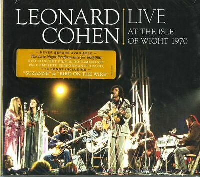 COHEN LEONARD - Live At The Isle Of Wight 1970