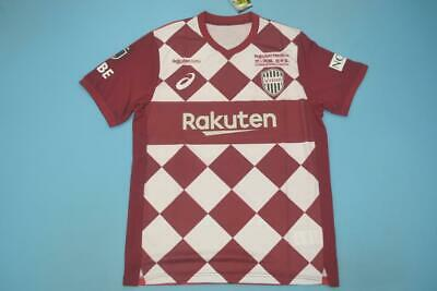 Camiseta Local Vissel Kobe Talla XL A. Iniesta 8 Temporada 2020 - 2021