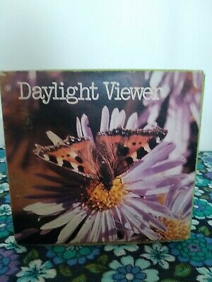 Boots Vintage Daylight Viewer Slides Film...Retro Cool Well Looked After Old