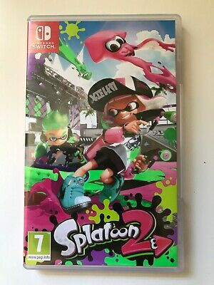 Splatoon 2 for Nintendo Switch / Lite