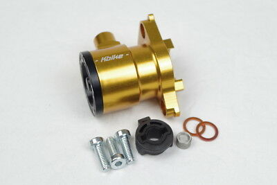 Ducati KBIKE clutch slave cylinder gold - warranty for life - NEW