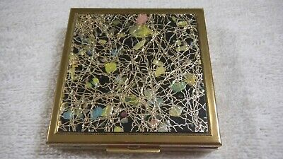 Vintage Zell Fifth Avenue  Womans Compact Mirror Brand New Never Been Used